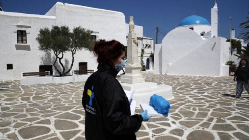 Гърция от днес: Хората над 65 г. - вкъщи! Без маски? Абсурд!