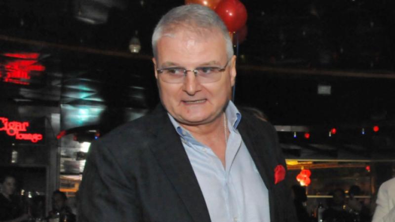 Почина бизнесменът Христо Сираков
