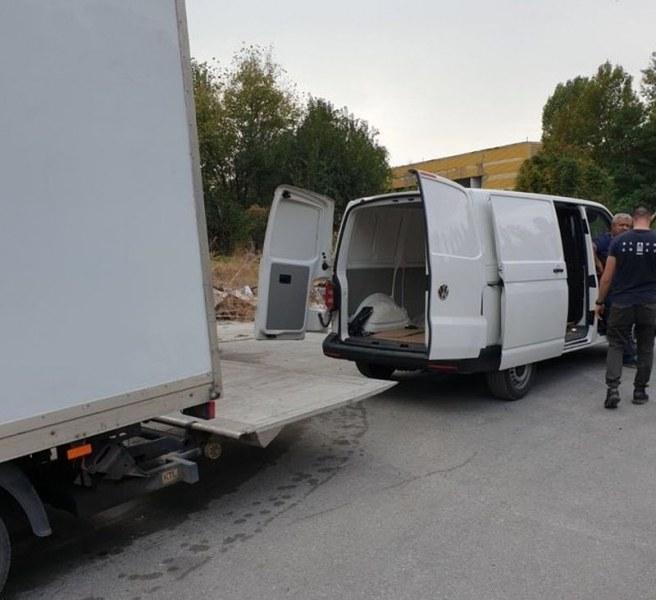Удар на икономическа полиция в Пловдив!