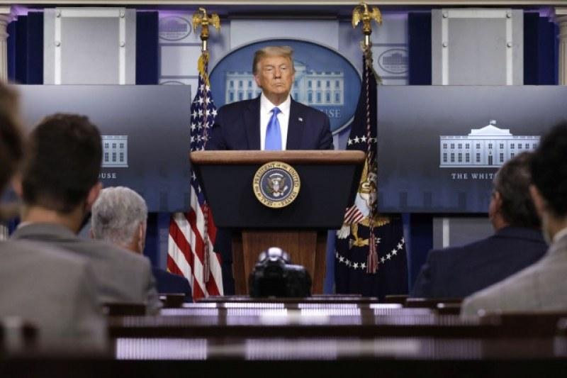 Напрежение преди изборите след изказване на Тръмп