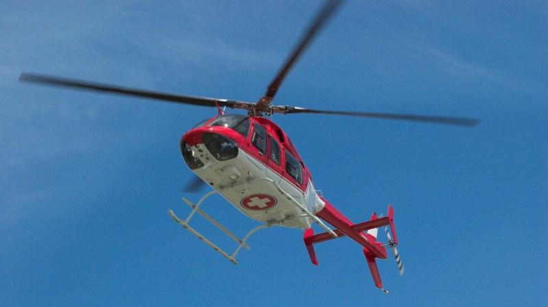 Сметката на МЗ излезе: Два медицински хеликоптера за 20 млн. лева