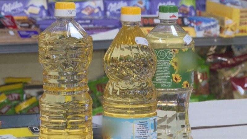 Олиото като злато – за дни цената му скочи в бакалиите с близо 30%