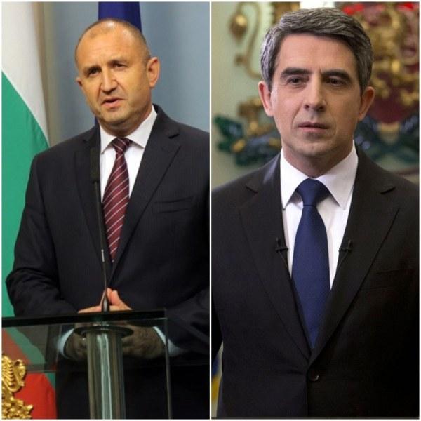 Президент срещу президент. Плевнелиев за Радев: Нарушава Конституцията!