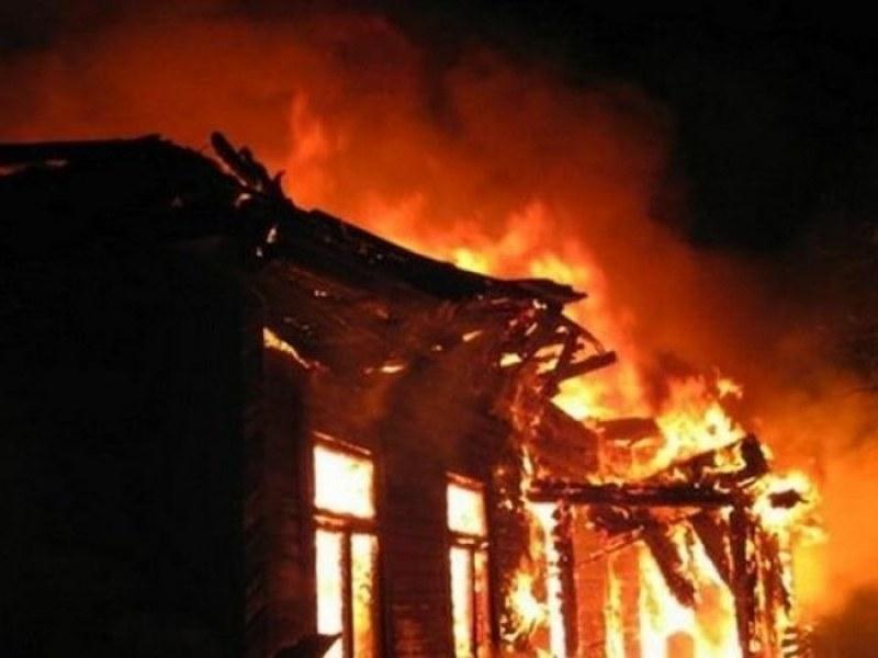 Пожар пламна и погуби жена в дома ѝ
