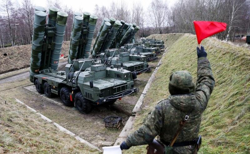 Турция тества руското ПВО С-400. За какво ли се подготвя?