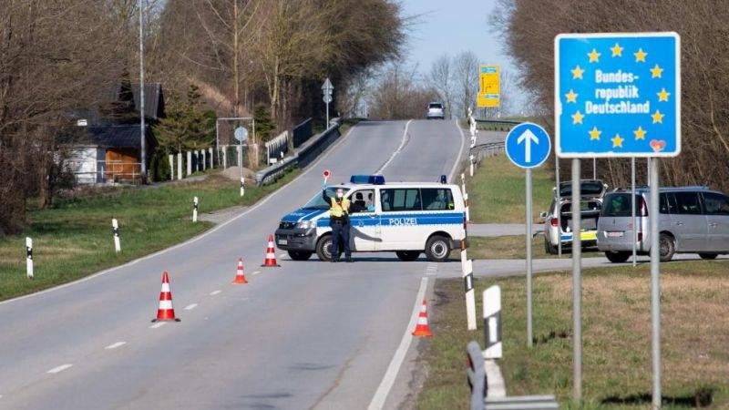 Германия обсъжда затварянето на границите си