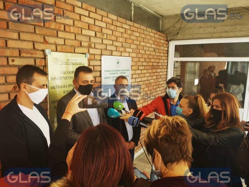 Разбиха престъпна банда в Пловдивско!