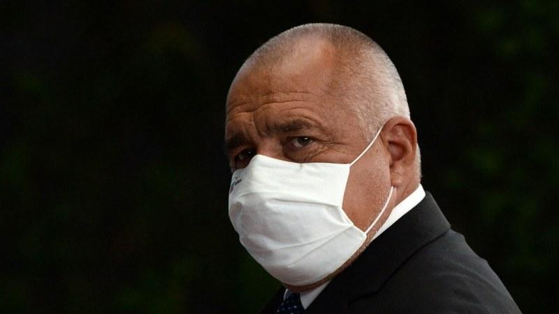 Потвърдено: Бойко Борисов е с коронавирус!*