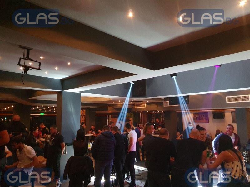 Среднощни проверки по барове из Пловдивско. Какво откриха полицаите?