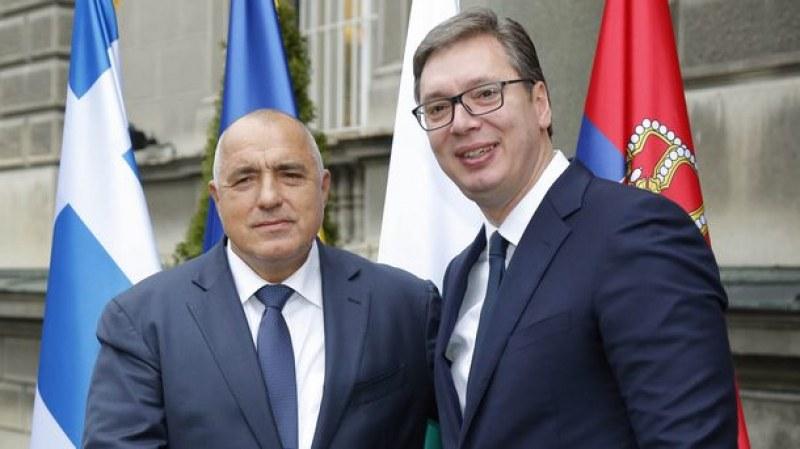 Сръбският президент Вучич към Борисов: Ще победиш!