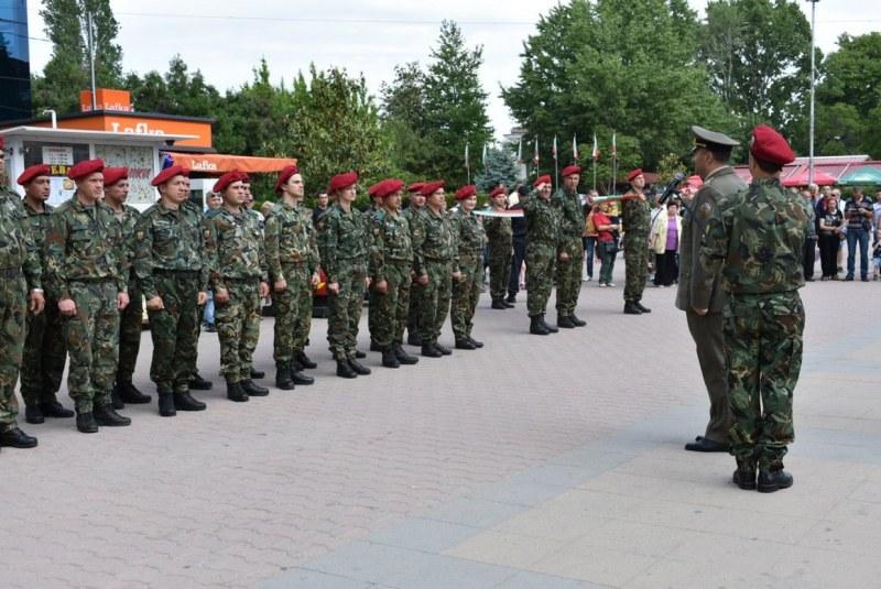 К-19 се настани във военното поделение в Асеновград! 15 са заразени