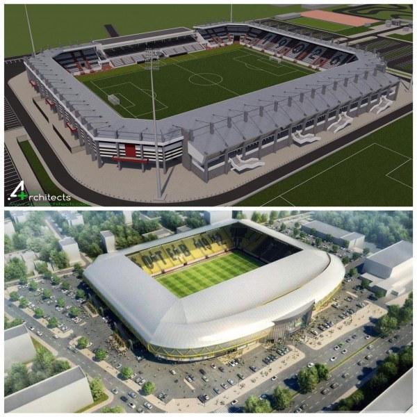 Три нови стадиона и две спортни зали ще радват пловдивчани до 2 години