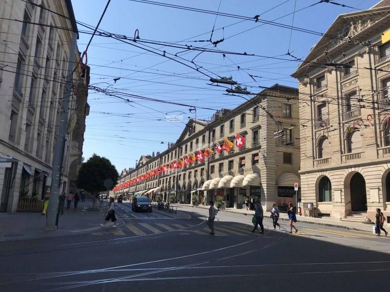 Красивата Женева: Можем ли да пътуваме до Швейцария сега?