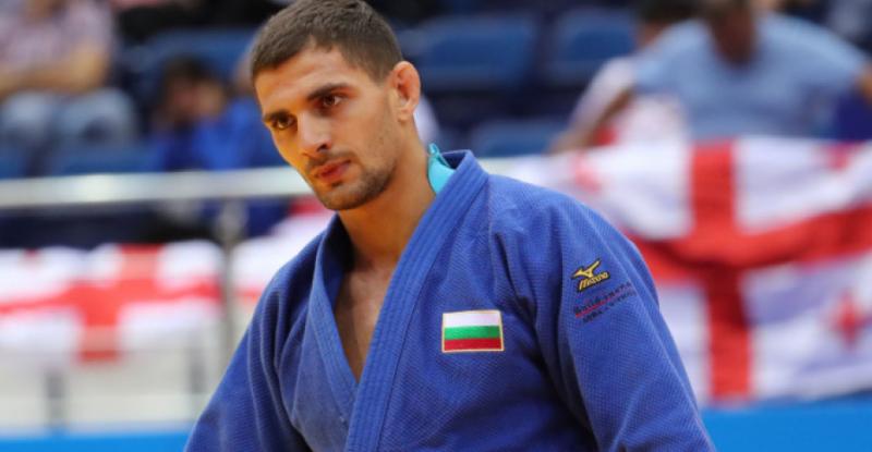 Българин с медал от Европейското първенство по джудо