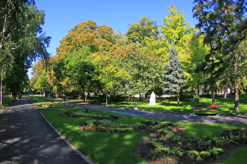 Парковете, градините и междублоковите пространства са огнища на коронавирус