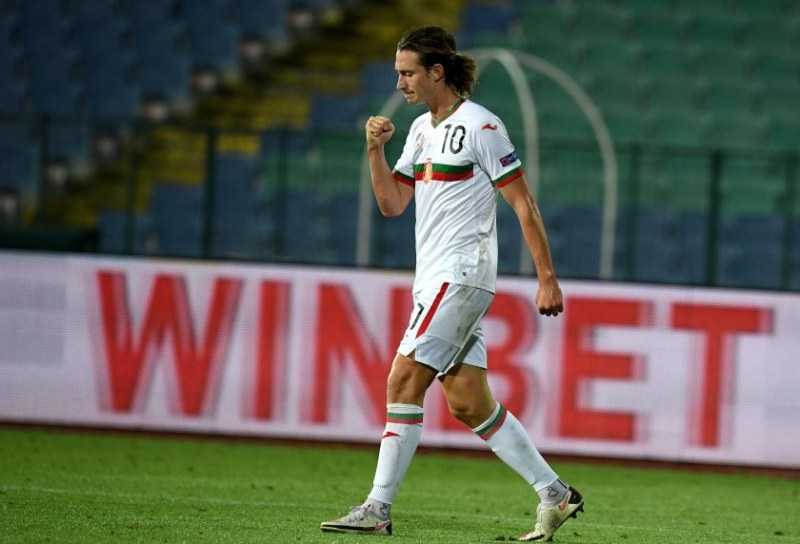 Краев: Аз и още 2-3 сме в основата на националния отбор