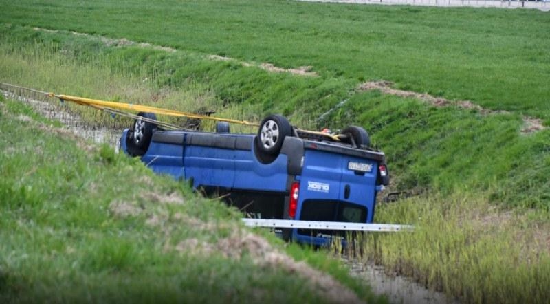 20-годишен българин загина в тежка катастрофа в Холандия