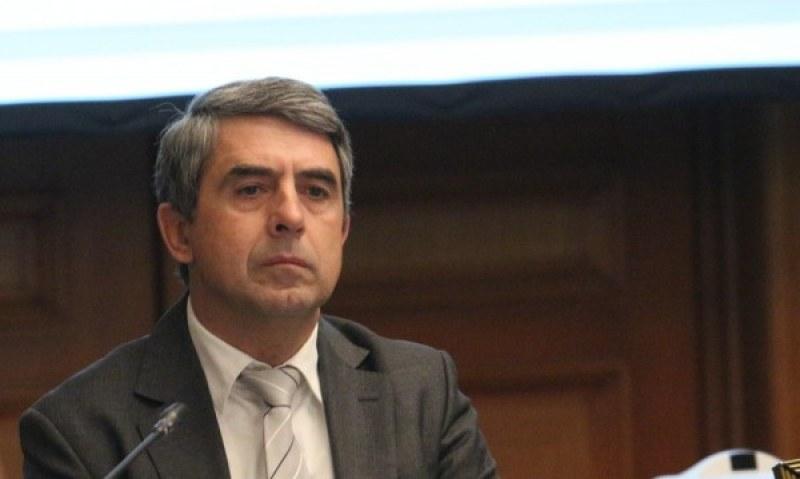 Президентът Плевнелиев прогнозира битка между демократи и популисти
