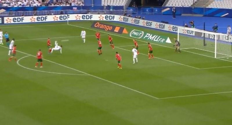 България отстъпи на световния шампион Франция