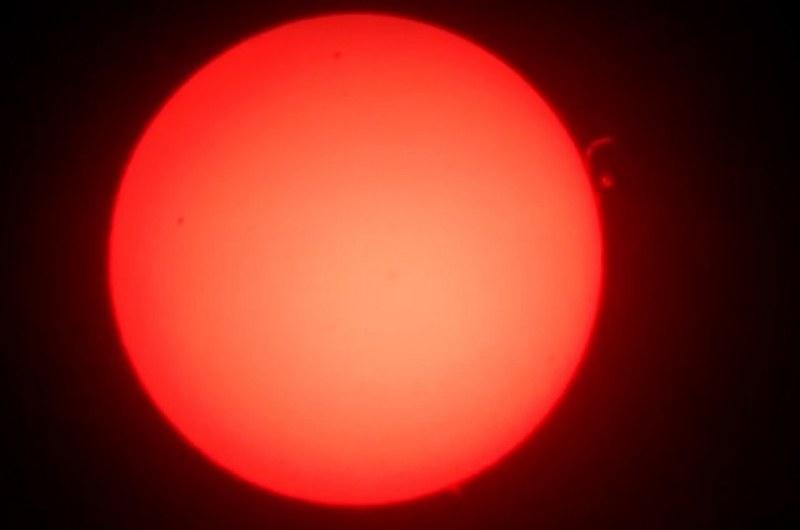 В мрежата се появи ВИДЕО на мощно изхвърляне на плазма на Слънцето