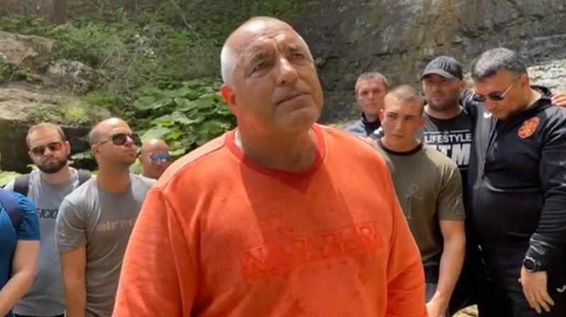 Борисов отвърна на Рашков: Призовава ме, че това е заплаха! ВИДЕО