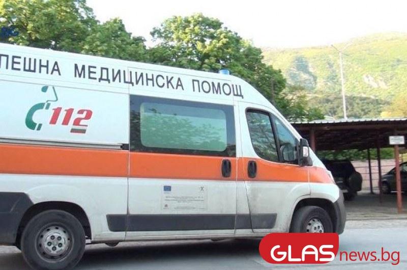 Адска жега в Пловдив, двама души припаднаха