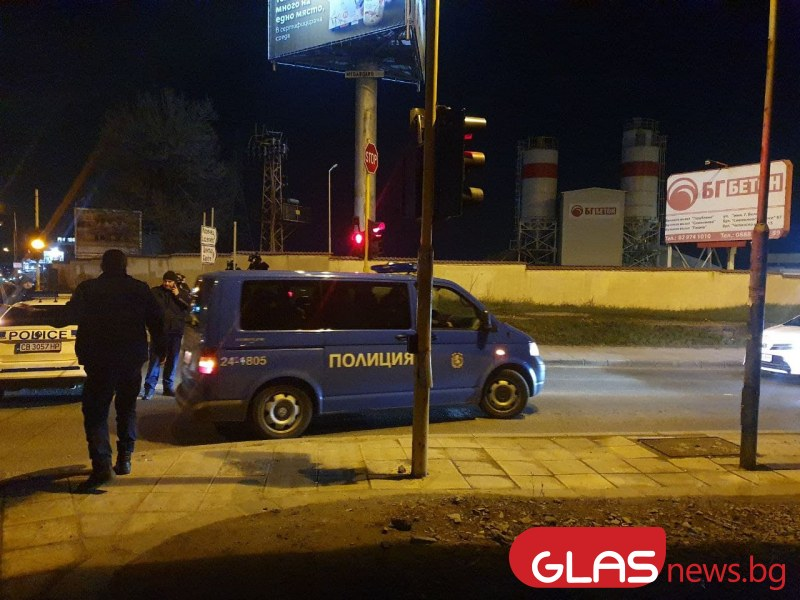 Мъж се простреля в главата на оживен столичен булевард