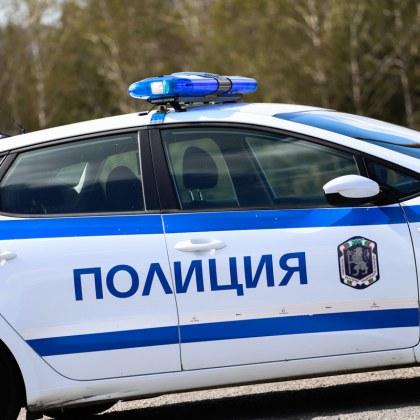 Верижна катастрофа с четири коли на околовръстното на Пловдив