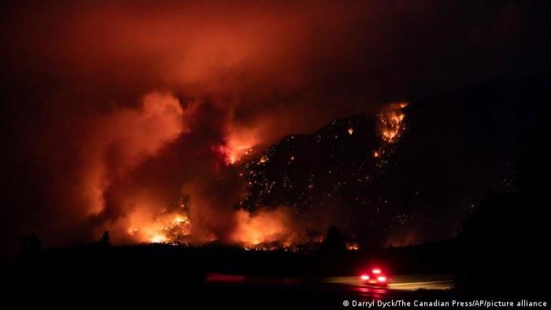 Огнена ера с аномалии в климата - това ни предстои