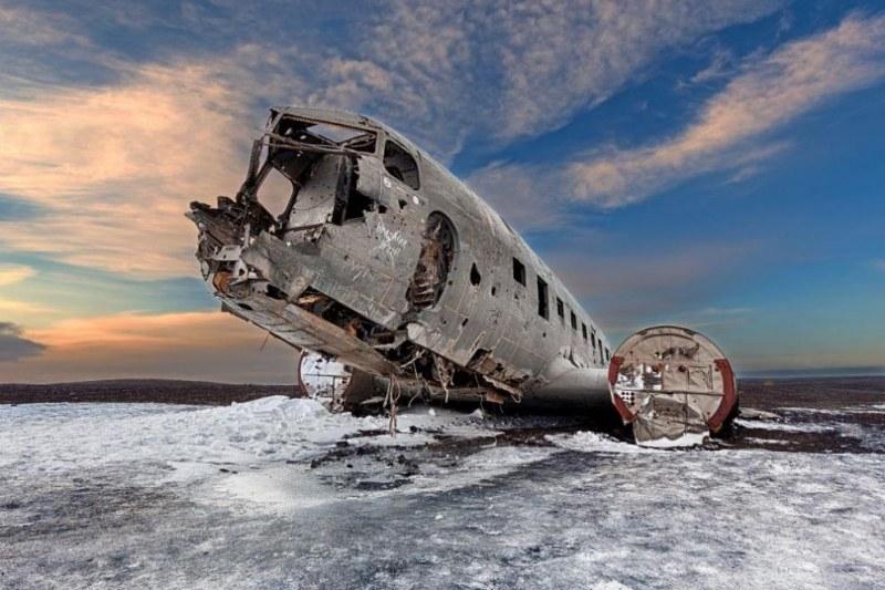 Мъж, смятан за загинал в самолетна катастрофа преди 45 години, се появи!