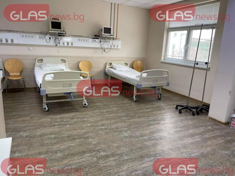 17 повиквания на Спешна в Пловдив са свързани с COVID-19, 8 души - в болница