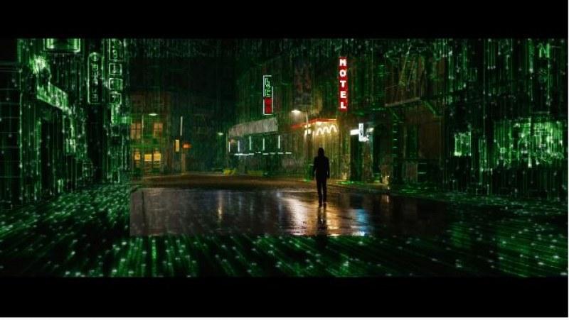 """Публикуваха първия официален трейлър на """"Матрицата 4"""
