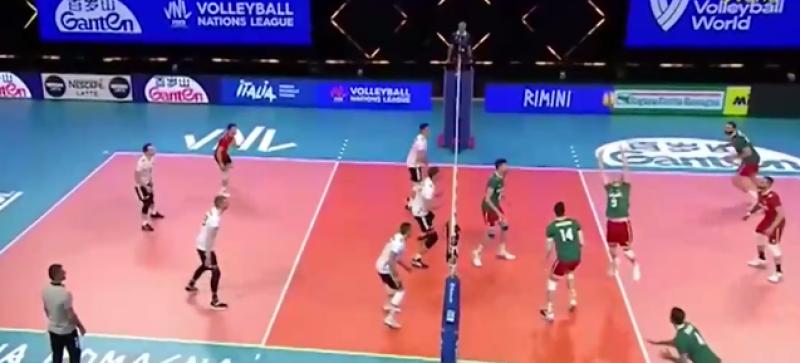 Българските волейболисти не успяха да се класират за четвъртфиналите