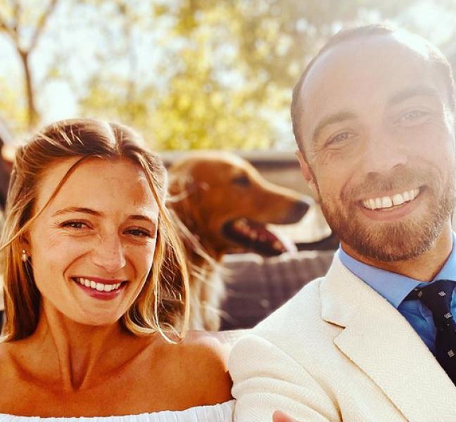 Нова аристократична сватба бе сключена във Франция