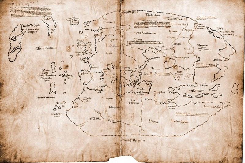 Най-старата карта на Америка се оказа фалшива