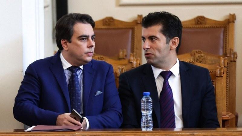 Кирил Петков и Асен Василев ще участват на изборите! В коя партия?