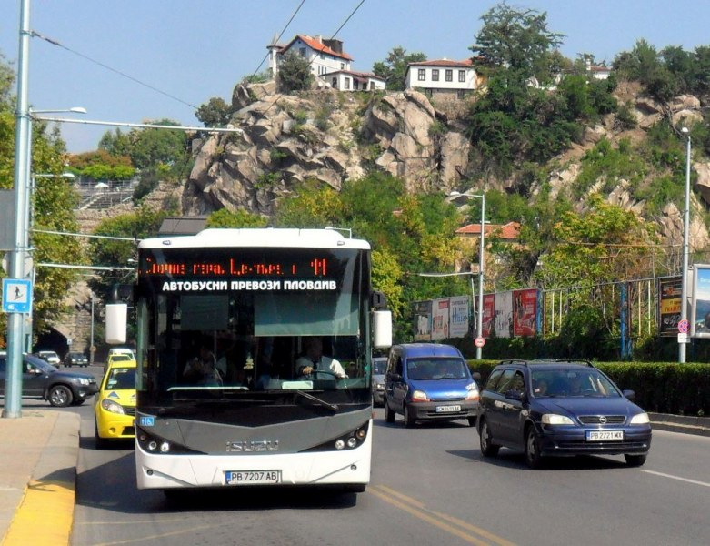 Предстои раздаване на поредните милиони за транспорта в Пловдив