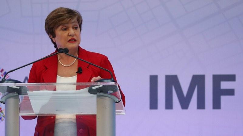 Няма драма, МВФ реши: Кристалина Георгиева запазва шефския си пост