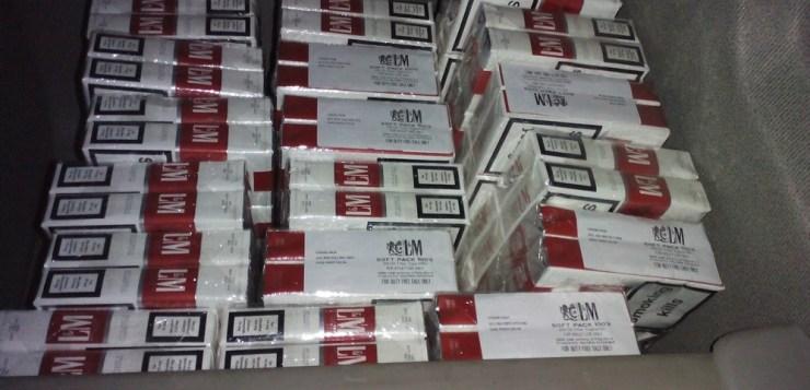 Крият безакцизни цигари в улук