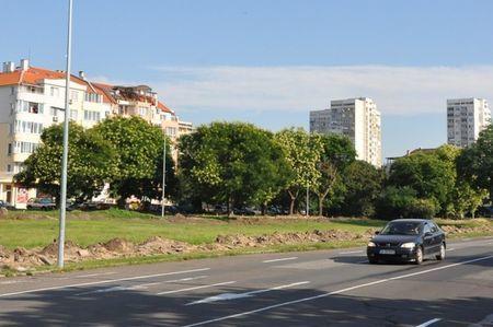 """Важно за водачите! Затварят за асфалтиране бул. """"Димитър Димов"""" в Бургас"""