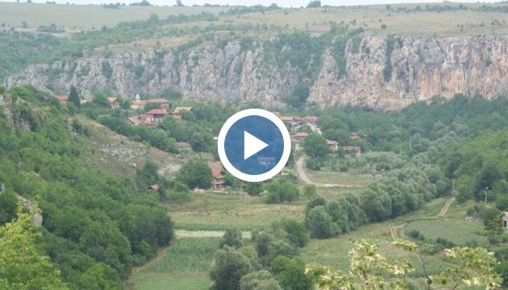 Първите авантюристи тръгнаха по новия туристически маршрут в село Пепелина