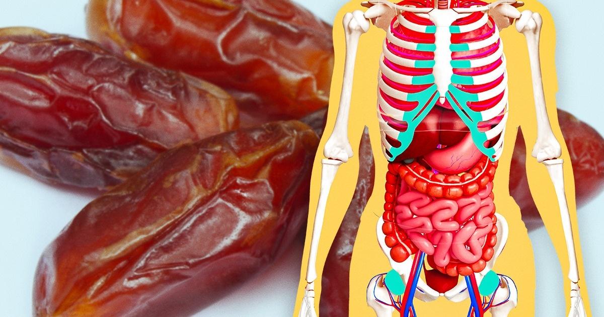 Какво ще се случи с тялото ви, ако ядете фурми всеки ден в продължение на седмица