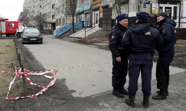 Арест за брата на предполагаемия терорист от Петербург