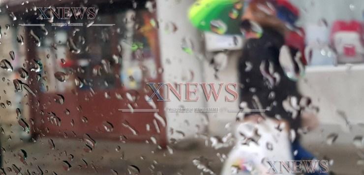 Интензивни валежи и гръмотевични бури в Хасковско