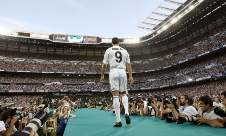 Почти 10 години след Роналдо Реал реши да...