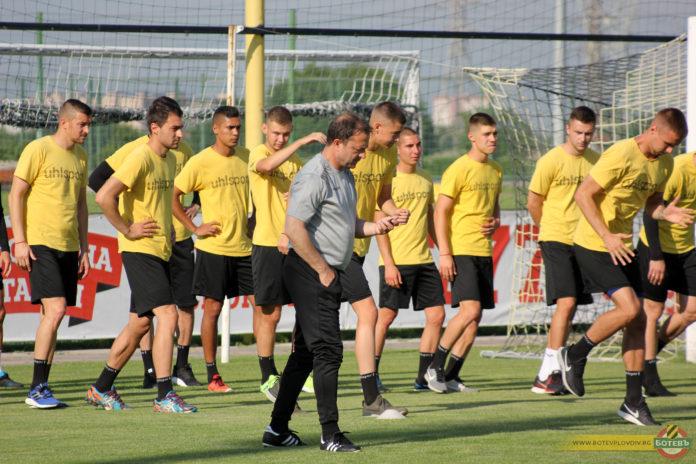 Жребият за първенството смени съперник на Ботев в контролите
