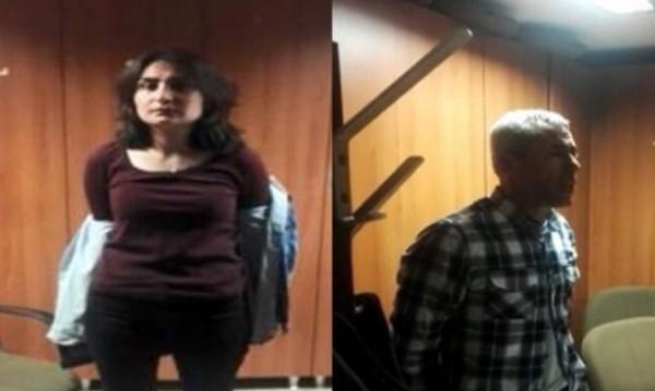 Мъж и жена опитаха да вземат заложник в парламента на Турция