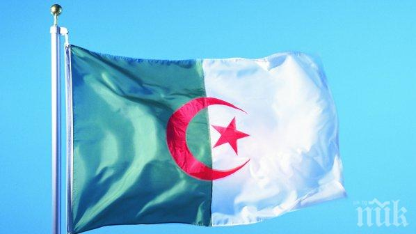 Няма нито един желаещ за президент на Алжир