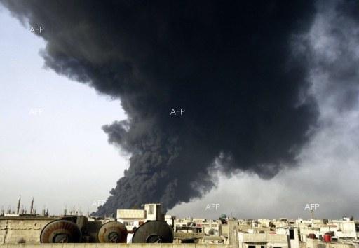 AFP: Загинали са 15 души след нощни израелски удари в Сирия