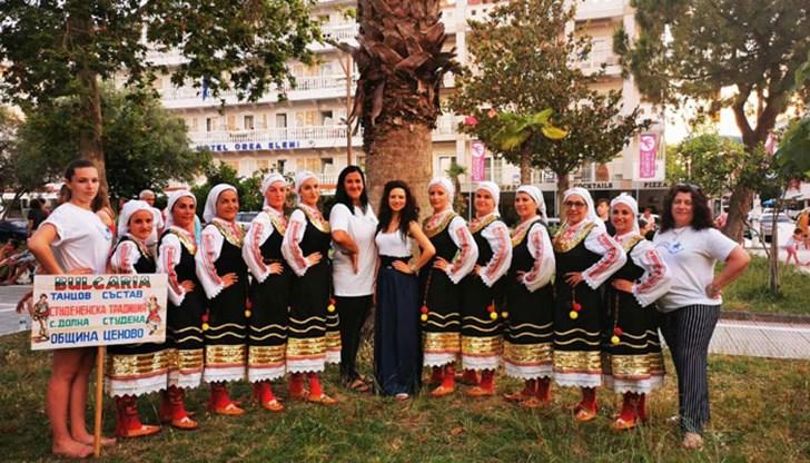 """""""Студененска традиция"""" спечели много овации в Гърция"""